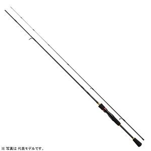 ダイワ メバリングロッド スピニング メバリング X 74UL-S 釣り竿