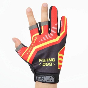 フィッシンググローブ 3フィンガーレス スポーツ グローブ 釣り 手袋 ジギング アジング 3本指 防寒 滑り止め 伸縮性 釣り道具 吸湿発散性
