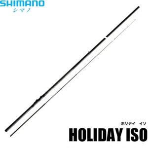 ウキサビキ釣りシマノ (SHIMANO)磯竿 17 ホリデー磯 3号 450PTS
