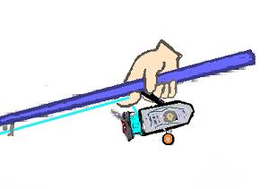 キス釣り投げ方2