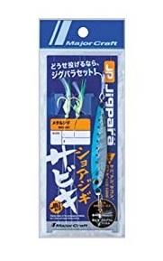 メジャークラフト メタルジグ ショアジギさびきジグ入りセット SABIKI-SET