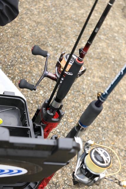釣りに必要な道具