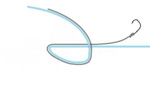 エダスの結び方トリプルサージェンスノット