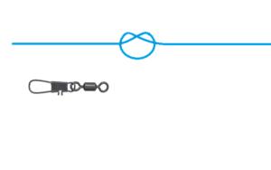 サルカン結びループノット1