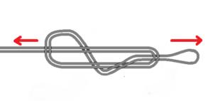 チチワ8の字結び5