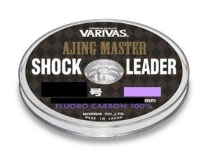 VARIVAS(バリバス) ショックリーダー アジングマスター フロロカーボン 30m