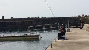 チヌダンゴ釣り