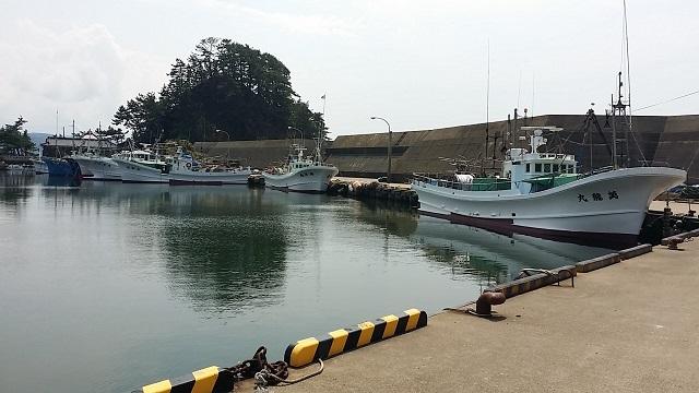 アジング ポイント 堤防係留船周り