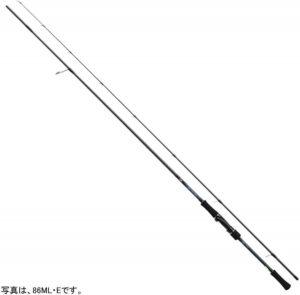 ダイワ(DAIWA) エギングロッド スピニング エメラルダス MX アウトガイドモデル 83M・E エギング 釣り竿