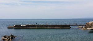 エギング釣り場ポイント 潮通し