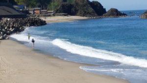 シーバスサーフ府屋浜海岸