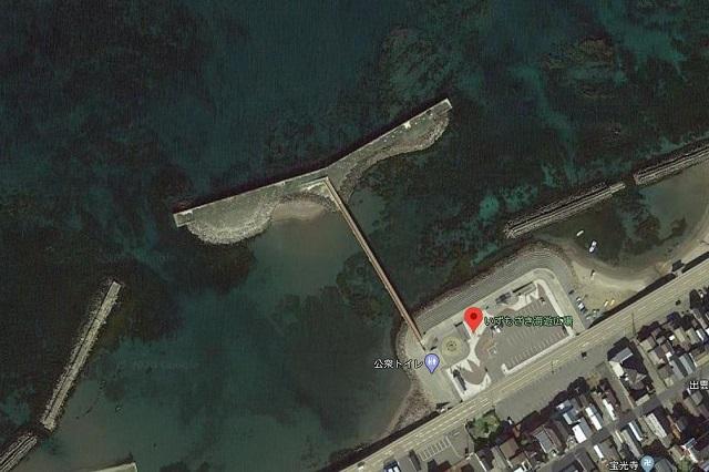 いずもざき海遊広場・出雲崎フィッシングブリッジ
