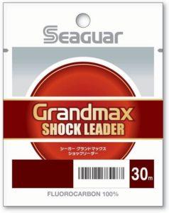 クレハ(KUREHA) リーダー シーガー グランドマックスショックリーダー20m 36.5lb 8号