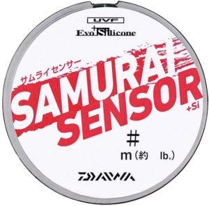 ダイワ(Daiwa) PEライン UVF サムライセンサー+Si 200m 1.5号 19lb ソルティガブルー