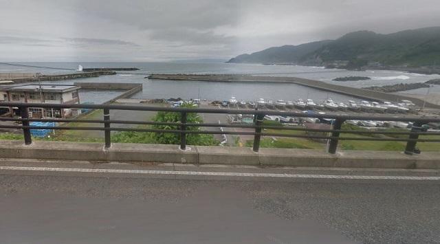 堅苔沢魚港