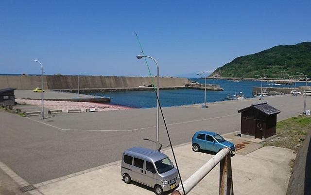 小波渡漁港