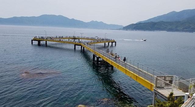 宮津市立海洋釣り場