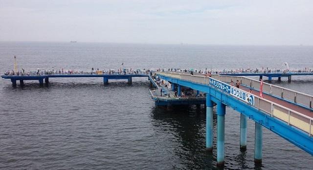 市原海釣り公園(オリジナルメーカー海づり公園)