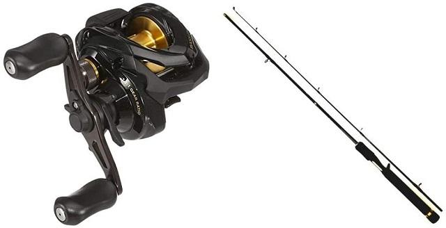 シマノ(SHIMANO) ベイトリール 17 バスワン XT 150・151 右ハンドル・左ハンドル