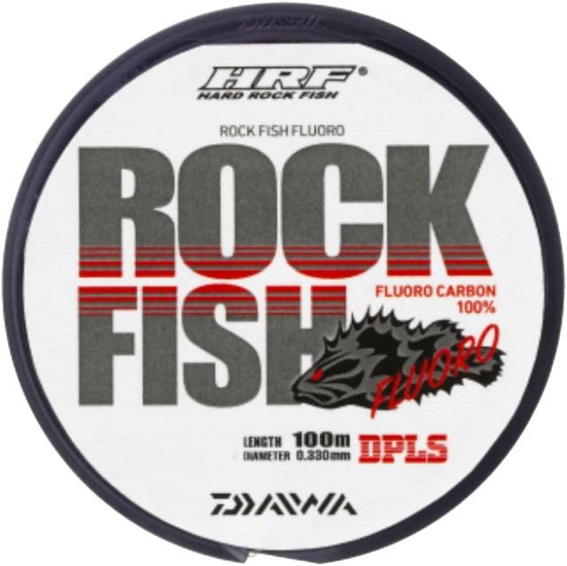 ダイワ(Daiwa) フロロカーボンライン HRF ロックフィッシュ 100m