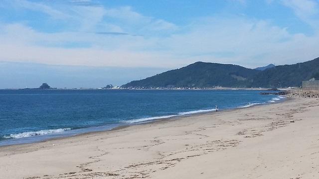 府屋浜海岸