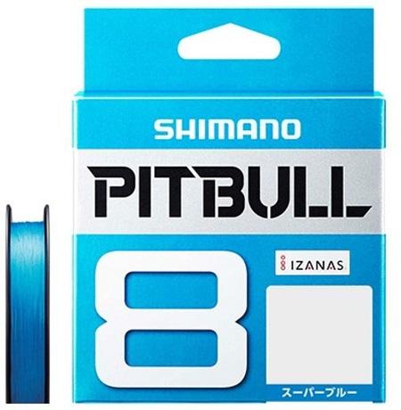 シマノ(SHIMANO) PEライン ピットブル 8本編み 0.8号 200m
