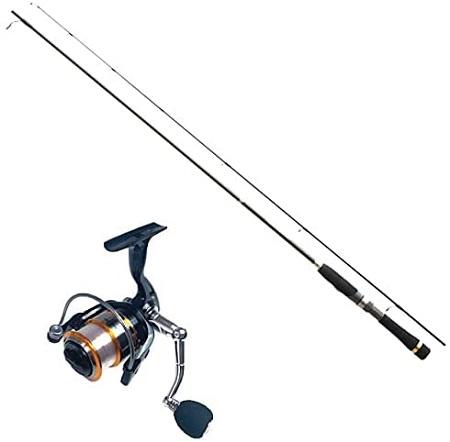 バス釣り入門セット シマノルアーマチックS66L+BEGA2500 ナイロンライン3号糸巻き済(バス釣り ちょい投げ 海釣り入門)