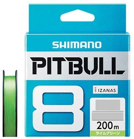 シマノ(SHIMANO) PEライン ピットブル 8本編み 200m PL-M58R