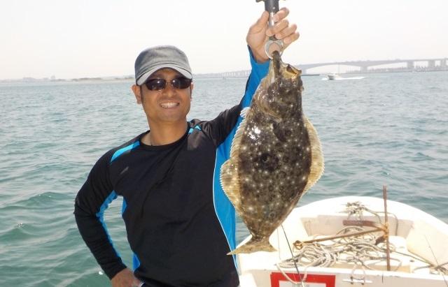ヒラメ 釣り方